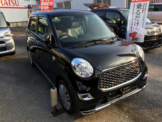 沖縄の中古車 ダイハツ キャスト 車両価格 129万円 リ済込 新車  ブラック