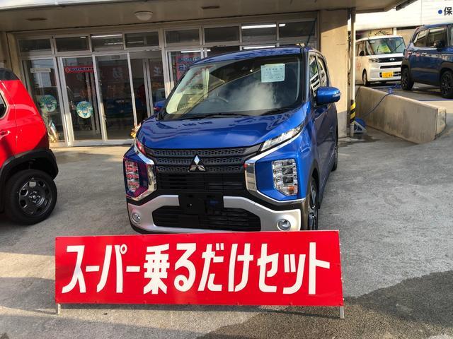 沖縄県宜野湾市の中古車ならeKクロス G