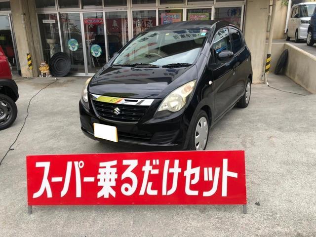 沖縄の中古車 スズキ セルボ 車両価格 29万円 リ済込 2006(平成18)年 11.0万km ブラック