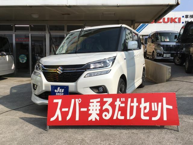 沖縄県宜野湾市の中古車ならソリオバンディット ハイブリッドMV