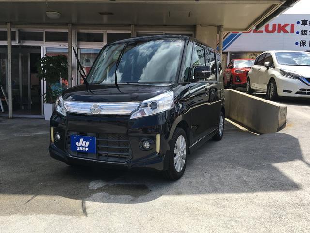 沖縄県宜野湾市の中古車ならフレアワゴンカスタムスタイル XS