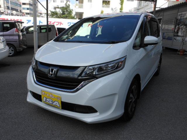 沖縄県の中古車ならフリード G・ホンダセンシング