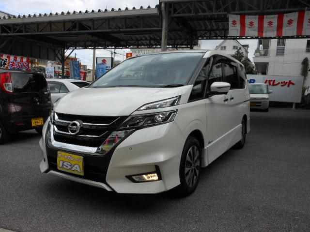 沖縄県の中古車ならセレナ ハイウェイスター VセレクションII