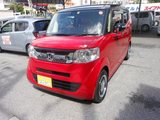 N-BOXSLASH(ホンダ)X 中古車画像