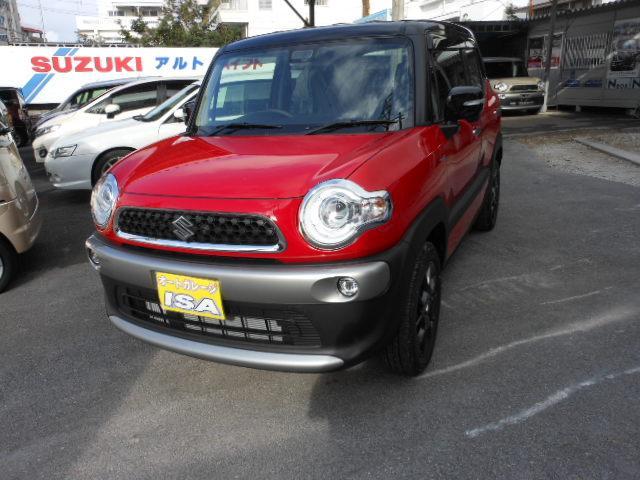 沖縄県の中古車ならクロスビー ハイブリッドMZ