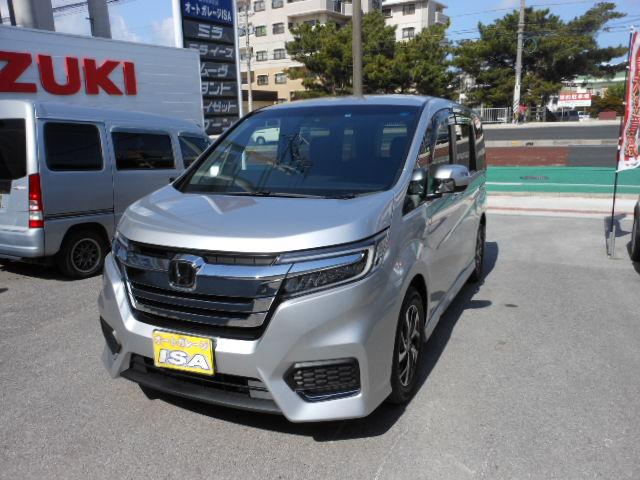 沖縄県の中古車ならステップワゴンスパーダ スパーダ ホンダセンシング