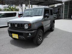 沖縄の中古車 スズキ ジムニーシエラ 車両価格 200万円 リ未 新車  グレーM