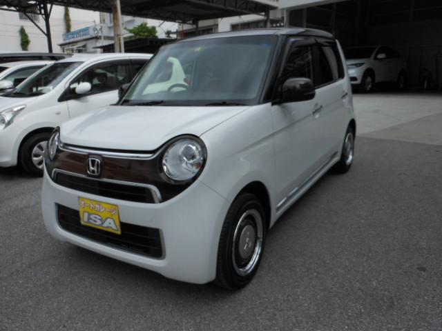 沖縄の中古車 ホンダ N-ONE 車両価格 142万円 リ未 新車  ホワイトII