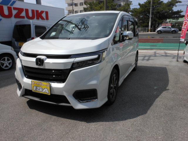 沖縄県の中古車ならステップワゴンスパーダ