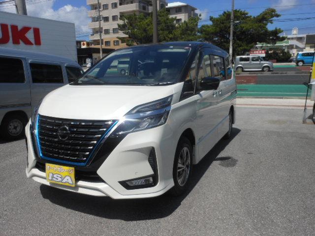 沖縄県の中古車ならセレナ e-パワー ハイウェイスターV