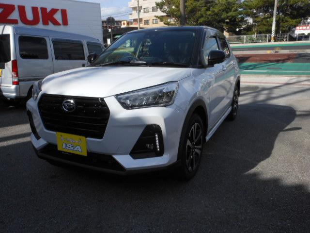 沖縄県の中古車ならロッキー プレミアム