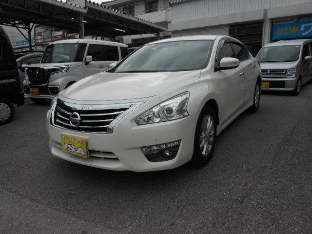 沖縄県の中古車ならティアナ XL