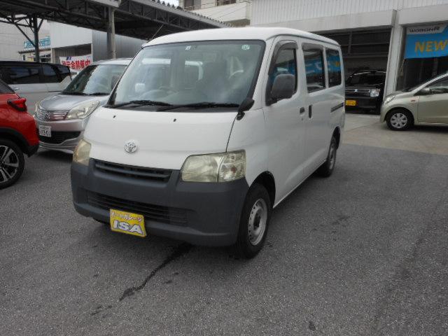 沖縄県の中古車ならタウンエースバン DX