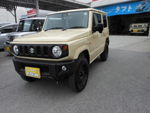 沖縄の中古車 スズキ ジムニー 車両価格 171万円 リ未 新車  ライトブラウンM