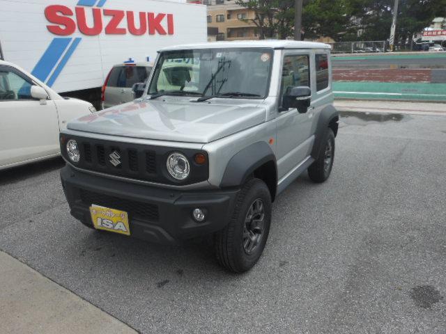 沖縄県宜野湾市の中古車ならジムニーシエラ JC