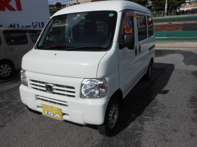 沖縄県の中古車ならアクティバン STDII