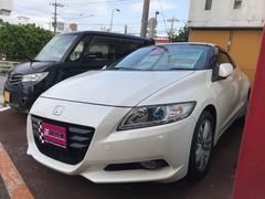 沖縄の中古車 ホンダ CR−Z 車両価格 75万円 リ済込 平成23年 8.9万K パールホワイト