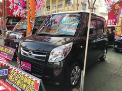 沖縄の中古車 マツダ フレアワゴン 車両価格 64万円 リ済込 平成25年 8.9万K ブラック
