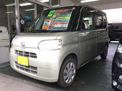 沖縄の中古車 ダイハツ タント 車両価格 54万円 リ済込 平成24年 9.3万K シャンパンゴールド
