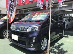 沖縄の中古車 スバル ステラ 車両価格 64万円 リ済込 平成25年 8.5万K ダークパープル