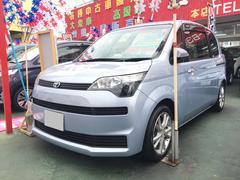 沖縄の中古車 トヨタ スペイド 車両価格 55万円 リ済込 平成24年 7.7万K ライトブルー
