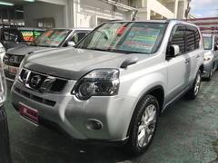 沖縄の中古車 日産 エクストレイル 車両価格 119万円 リ済込 平成25年 8.5万K シルバー