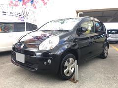 沖縄の中古車 トヨタ パッソ 車両価格 45万円 リ済込 平成24年 9.4万K ブラック