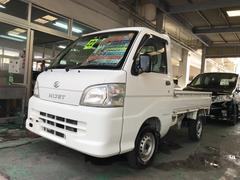 沖縄の中古車 ダイハツ ハイゼットトラック 車両価格 59万円 リ済込 平成22年 8.3万K ホワイト