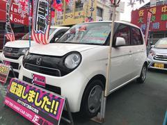 沖縄の中古車 ホンダ N−ONE 車両価格 59万円 リ済込 平成25年 9.7万K パールホワイト