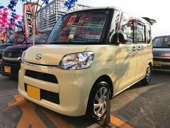 沖縄の中古車 ダイハツ タント 車両価格 69万円 リ済込 平成26年 9.8万K クリーム