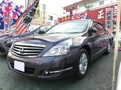 沖縄の中古車 日産 ティアナ 車両価格 79万円 リ済込 平成24年 8.5万K グレーM