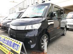 沖縄の中古車 スズキ パレットSW 車両価格 64万円 リ済込 平成24年 9.0万K ブルーイッシュブラックパール3
