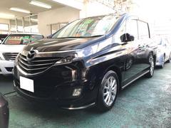 沖縄の中古車 マツダ ビアンテ 車両価格 95万円 リ済込 平成24年 9.9万K ブリリアントブラック