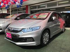 沖縄の中古車 ホンダ インサイトエクスクルーシブ 車両価格 85万円 リ済込 平成25年 7.1万K シルバー