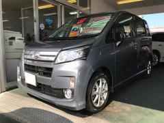 沖縄の中古車 ダイハツ ムーヴ 車両価格 64万円 リ済込 平成25年 9.4万K グレー