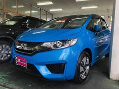 沖縄の中古車 ホンダ フィットハイブリッド 車両価格 85万円 リ済込 平成25後 8.2万K ブルー