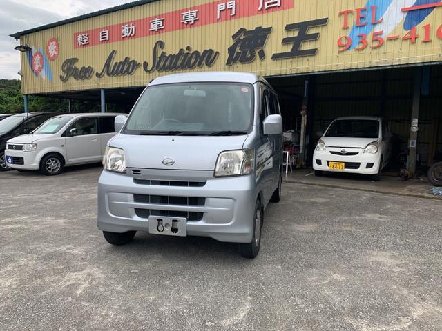 沖縄県うるま市の中古車ならハイゼットカーゴ クルーズ