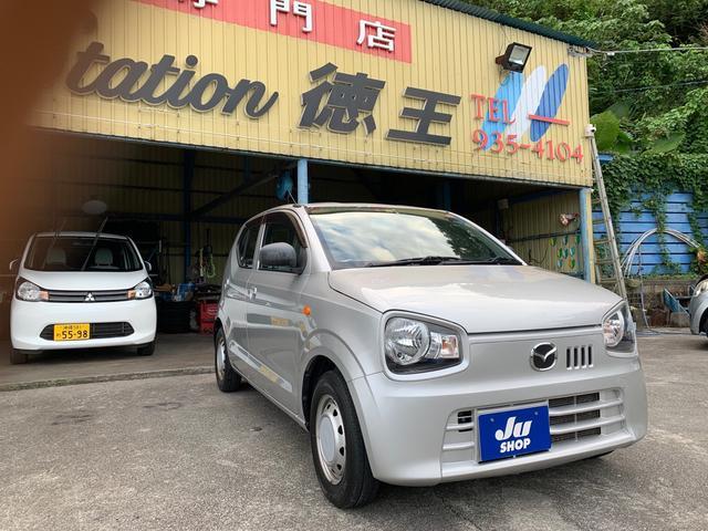 沖縄県の中古車ならキャロル GL キーレス CD ABS シートヒーター