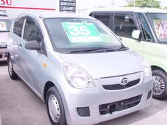 沖縄の中古車 ダイハツ ミラ 車両価格 29万円 リ済込 平成24年 3.3万K グレー