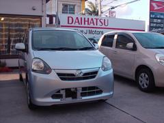 沖縄の中古車 ダイハツ ミライース 車両価格 29万円 リ済込 平成25年 10.3万K グレー