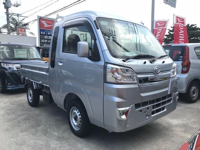 沖縄県宜野湾市の中古車ならハイゼットトラック ジャンボ