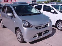 沖縄の中古車 ダイハツ ミライース 車両価格 34万円 リ済込 平成25年 6.9万K グレー