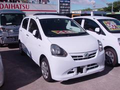 沖縄の中古車 ダイハツ ミライース 車両価格 38万円 リ済込 平成24年 7.0万K ライトブルーII