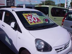 沖縄の中古車 ダイハツ ミライース 車両価格 45万円 リ済込 平成24年 2.5万K ライトブルーII