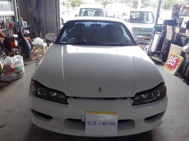 沖縄県の中古車ならシルビア スペックS bパッケージ