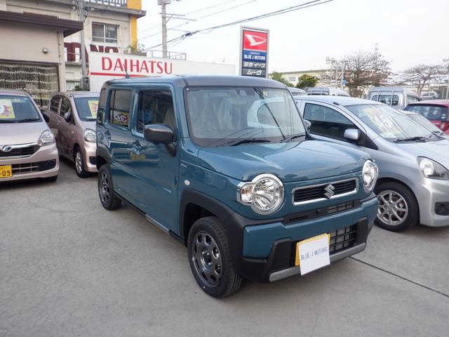 沖縄県の中古車ならハスラー Gハイブリット