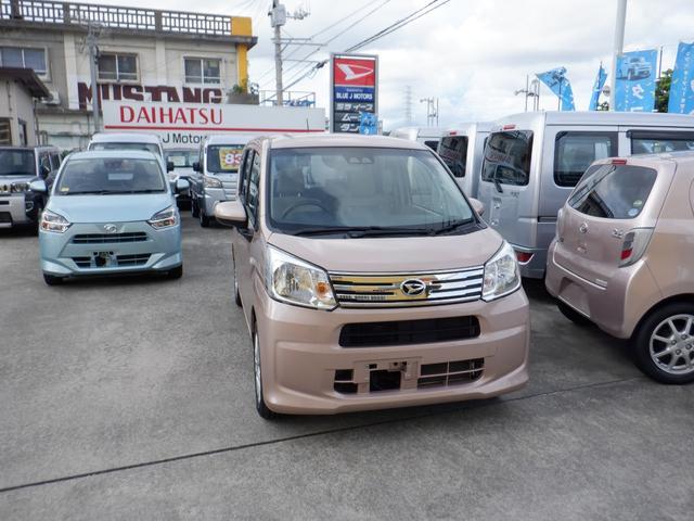 沖縄県の中古車ならムーヴ X SAIIIナビ ETC Bカメラ
