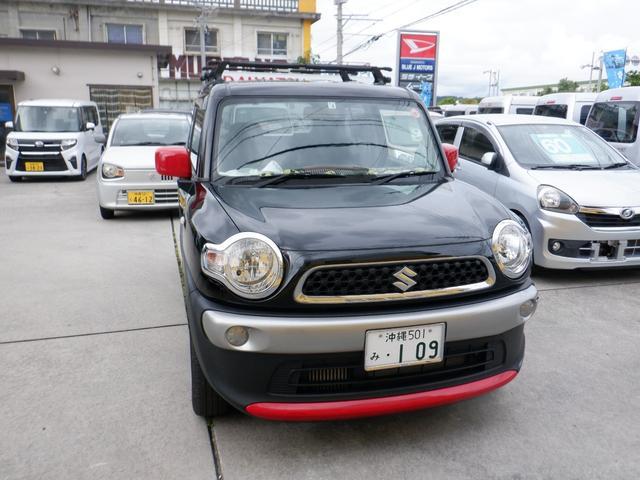 沖縄県の中古車ならクロスビー ハイブリッドMX