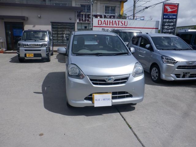 沖縄県うるま市の中古車ならミライース L