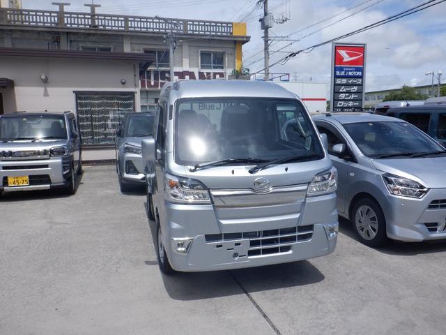 沖縄県宜野湾市の中古車ならハイゼットトラック ジャンボ 5速